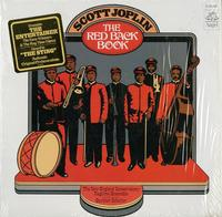Schuller, New England Conservatory Ragtime Ensemble - Scott Joplin : The Red Back Book