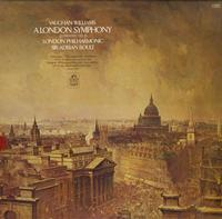 Boult, LPO - Vaughan Williams: A London Symphony