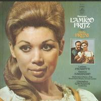 Freni, Pavarotti, Orchestra and Chorus of the Royal Opera House, Covent Garden - Mascagni: L'Amico Fritz