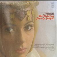 Dobbs, Menuhin, Bath Festival Orchestra and Ambrosia Singers - Mozart: The Abduction From The Seraglio