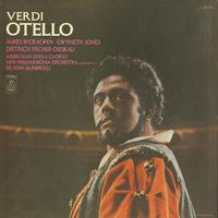 McCracken, Barbirolli, New Philharmonia Orchestra - Verdi: Otello