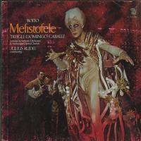 Treigle, Rudel, London Symphony Orchestra and Ambrosian Opera Chorus - Boito: Mefistofele