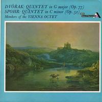 Members of The Vienna Octet - Dvorak: Quintet in G major etc.