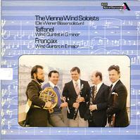 The Vienna Wind Soloists - Taffanel: Wind Quintet etc.