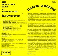 The Pete Allen band - Jazzin' Around II