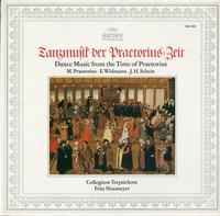 Fritz Neumeyer, Collegium Terpsichore - Praetorius: Daentze aus Terpsichore etc.