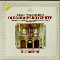 Richter, Silbermann-Orgel Arlesheim - Bach: Die 6 Orgelkonzerte BWV 592-597