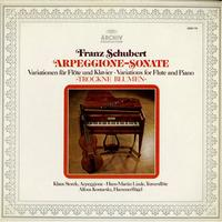 Storck, Linde, Kontarsky - Schubert: Arpeggione-Sonate