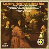 Goebel/Musica Antiqua Koln - German Chamber Music Before Bach -  Preowned Vinyl Box Sets