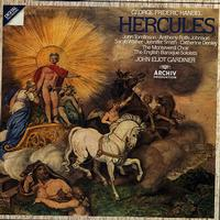 Tomlinson, Rolfe Johnson, Gardiner, The Monteverdi Choir, The English Baroque Soloists - Handel: Hercules