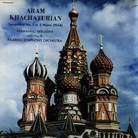 Berladini, Palermo Symphony Orchestra - Khachaturian: Symphony No. 1
