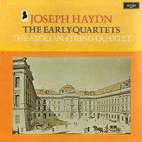 The Aeolian String Quartet - Haydn: The Early Quartets