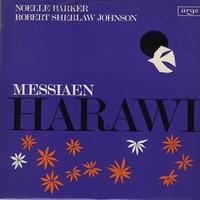 Noelle Barker, Robert Sherlaw Johnson - Messiaen: Harawi