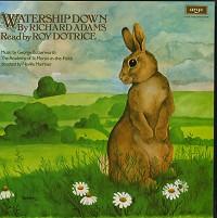 Roy Dotrice - Richard Adams: Watership Down