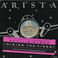 Phyllis Hyman - Riding The Tiger