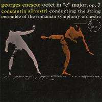 Silvestri, Rumanian Symphony Orchestra String Ensemble - Enesco: Octet in C major