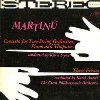Karel Ancerl - Martinu: Double Concerto