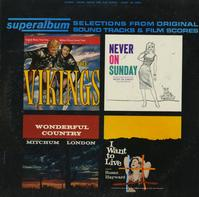Various Artists - Selections From Original Sound Tracks & Film Scores
