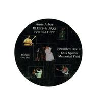 Various Artists - Ann Arbor - 1972 Blues & Jazz Festival