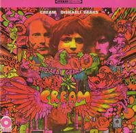 Cream - Disraeli Gears -  Preowned Vinyl Record