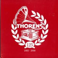 Various Artists - Thorens 125th Anniversary LP