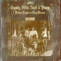 Crosby, Stills, Nash and Young-Deja Vu