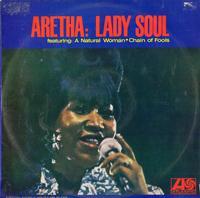 Aretha Franklin-Lady Soul