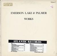 Emerson Lake & Palmer - Works