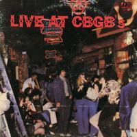 Various Artists - Live At CBGBs