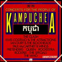 Various Artists - Concerts For The People Of Kampuchea