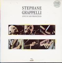 Stephane Grappelli - Stephane Grappelli Live in San Francisco