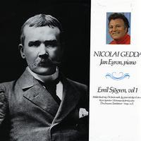 Nicolai Gedda, Jan Eyron - Emil Sjogren Vol. 1