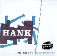 Hank Mobley - Hank -  Preowned Vinyl Record