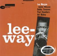 Lee Morgan - lee way -  Preowned Vinyl Record