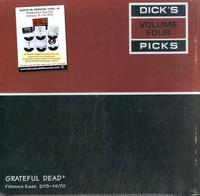 The Grateful Dead - Dick's Picks Volume Four