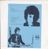 Bob Dylan-GWW The Demo Tapes *Topper Collection