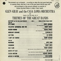 Glen Gray - Themes Of The Great Bands Vol. 6
