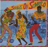 Various Artists-Sounds Of Soweto