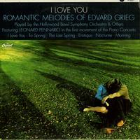 Various Artists - I Love You - Romantic Melodies Of Edvard Grieg