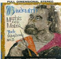 Steinberg, Pittsburg Symphony Orchestra - Hindemith: Mathis der Maler