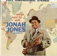 The Jonah Jones Quartet - Swingin' 'Rond The World