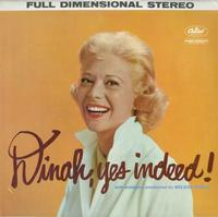 Dinah Shore - Dinah, yes inded!