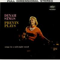 Dinah Shore, Andre Previn - Dinah Sings, Previn Plays