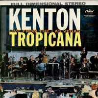Stan Kenton - Live From The Las Vegas Tropicana