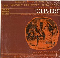 Original English Cast - Oliver!