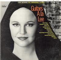 Peggy Lee - Guitars A la' Lee