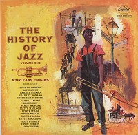 Various Artists - The History Of Jazz Vol. 1 N'Orleans Origins