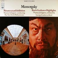 Schippers, New York Phil. Orch. - Mussorgsky: PicturesAt Exhibition etc.