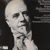 Sir Thomas Beecham/ RPO - Elgar: Enigma Variations etc.