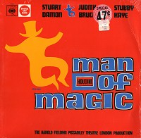 Original Cast Recording - Houdini - Man Of Magic (U.K.)